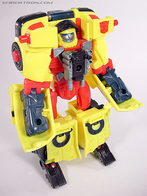 Transformers Armada Hot Shot (Hot Rod) (Image #50 of 94)