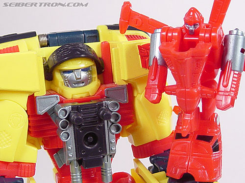 Transformers Armada Hot Shot (Hot Rod) (Image #93 of 94)