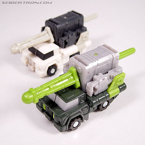 Transformers Armada Inferno (Thunder) (Image #14 of 40)