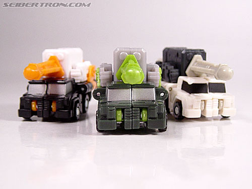 Transformers Armada Inferno (Thunder) (Image #16 of 40)