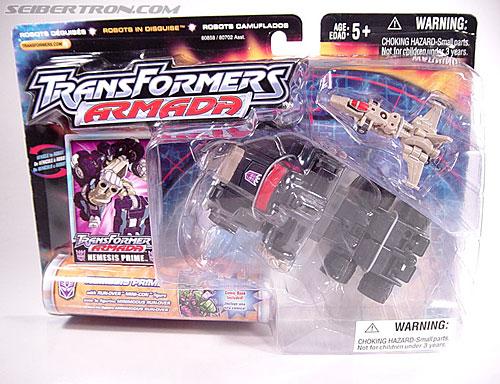Transformers Armada Nemesis Prime (Scourge) (Image #1 of 73)