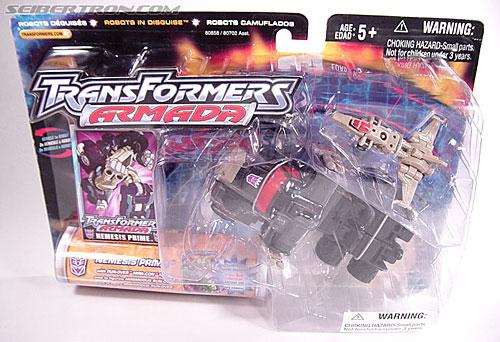 Transformers Armada Nemesis Prime (Scourge) (Image #2 of 73)