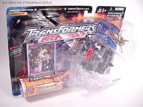 Transformers Armada Nemesis Prime (Scourge) (Image #5 of 73)