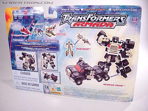 Transformers Armada Nemesis Prime (Scourge) (Image #6 of 73)