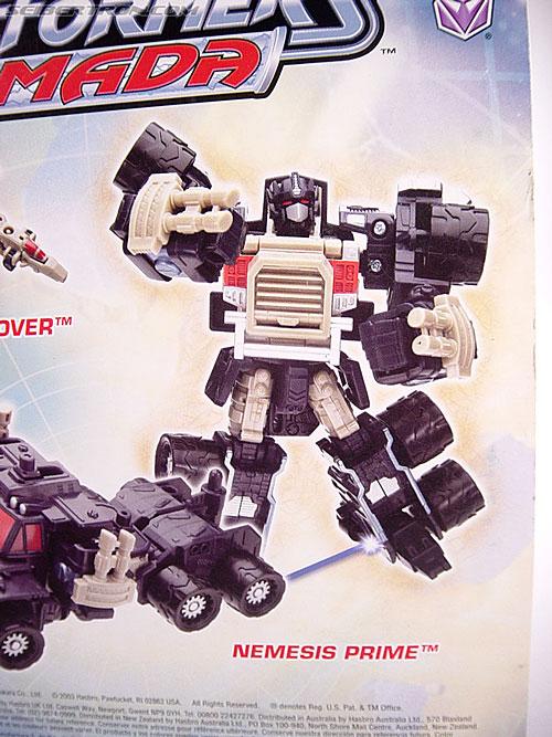 Transformers Armada Nemesis Prime (Scourge) (Image #7 of 73)