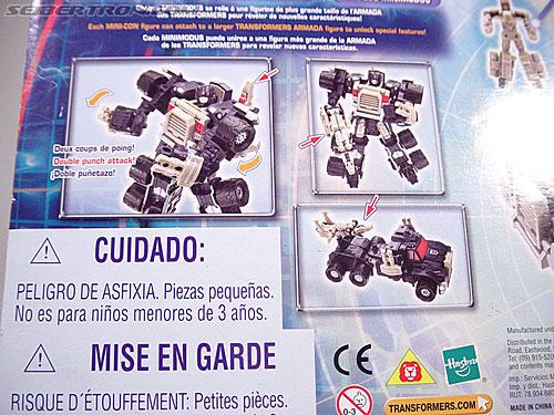 Transformers Armada Nemesis Prime (Scourge) (Image #8 of 73)