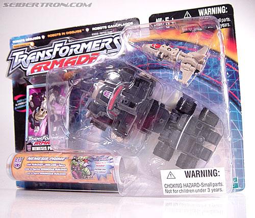Transformers Armada Nemesis Prime (Scourge) (Image #9 of 73)