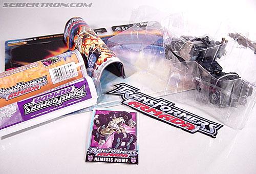 Transformers Armada Nemesis Prime (Scourge) (Image #10 of 73)
