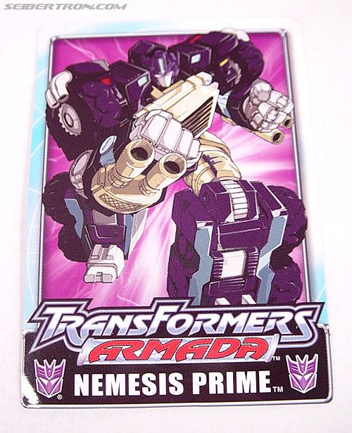 Transformers Armada Nemesis Prime (Scourge) (Image #11 of 73)