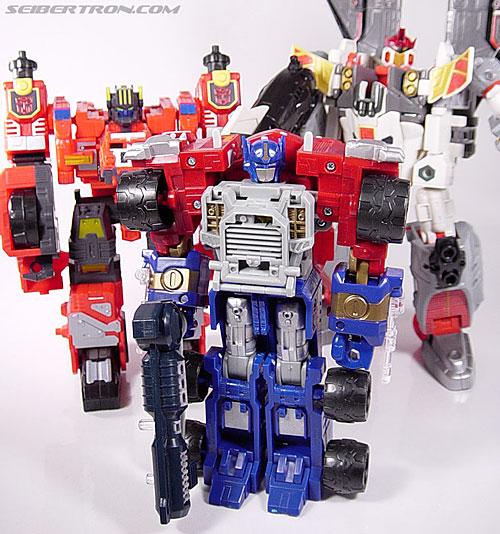 Transformers Armada Optimus Prime (Convoy) (Image #1 of 70)