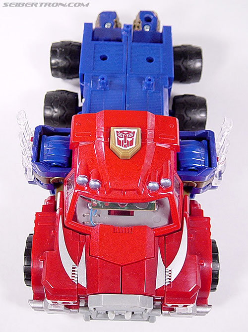 Transformers Armada Optimus Prime (Convoy) (Image #2 of 70)