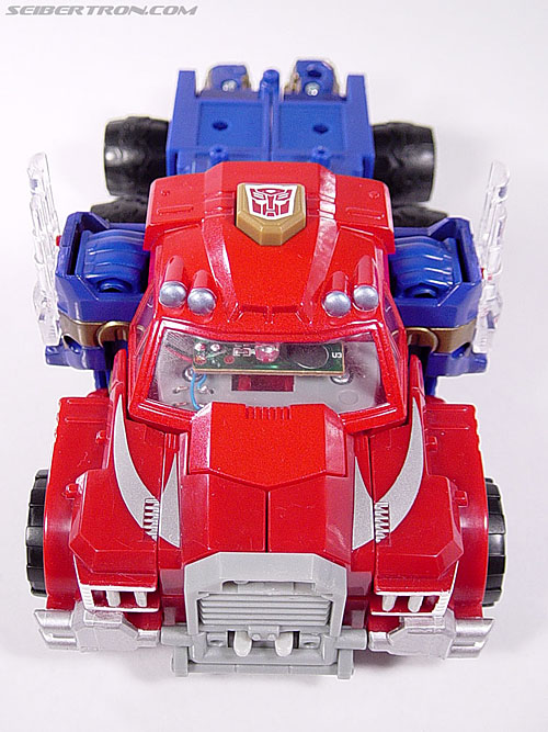 Transformers Armada Optimus Prime (Convoy) (Image #3 of 70)