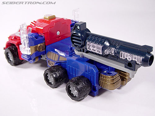 Transformers Armada Optimus Prime (Convoy) (Image #9 of 70)