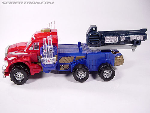 Transformers Armada Optimus Prime (Convoy) (Image #10 of 70)
