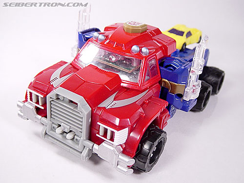 Transformers Armada Optimus Prime (Convoy) (Image #16 of 70)