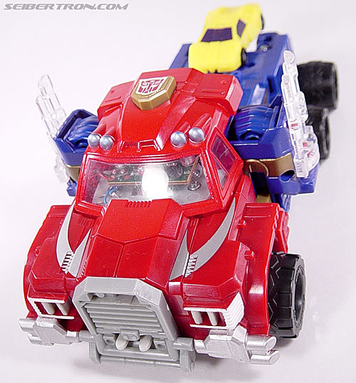 Transformers Armada Optimus Prime (Convoy) (Image #17 of 70)