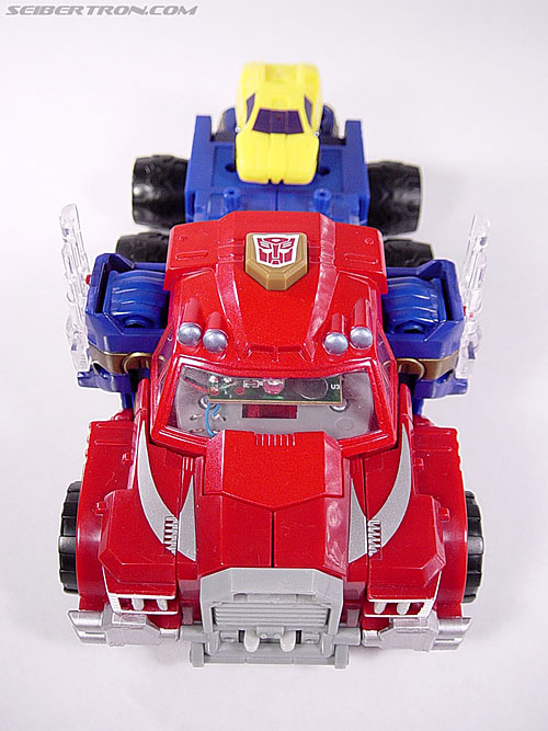 Transformers Armada Optimus Prime (Convoy) (Image #18 of 70)
