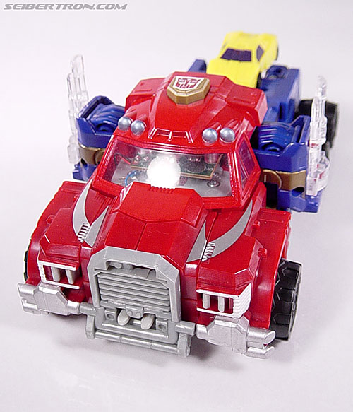 Transformers Armada Optimus Prime (Convoy) (Image #20 of 70)