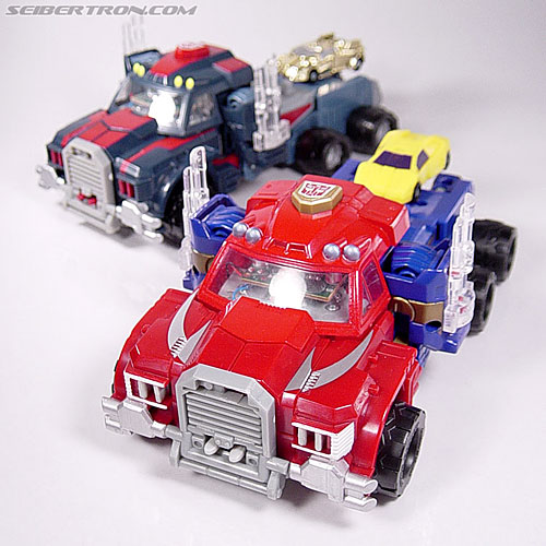 Transformers Armada Optimus Prime (Convoy) (Image #21 of 70)