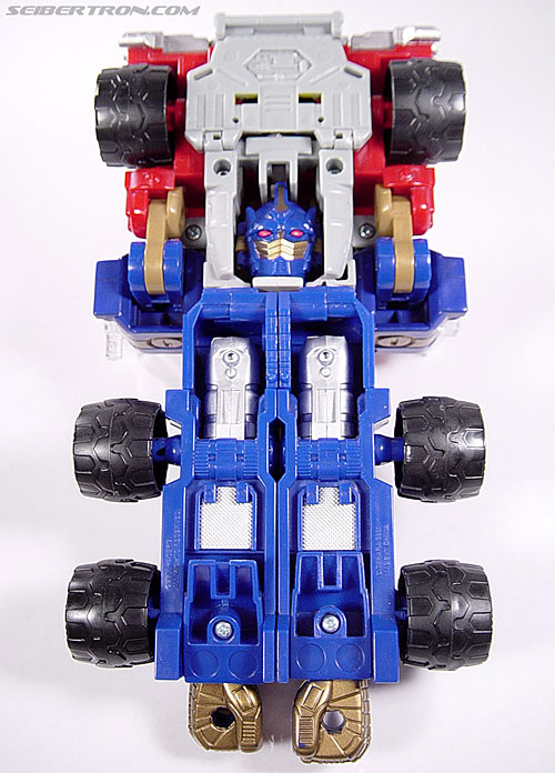 Transformers Armada Optimus Prime (Convoy) (Image #23 of 70)