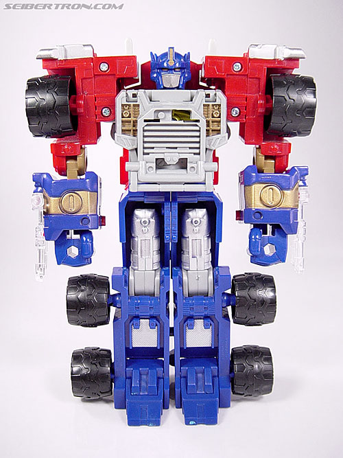 Transformers Armada Optimus Prime (Convoy) (Image #24 of 70)