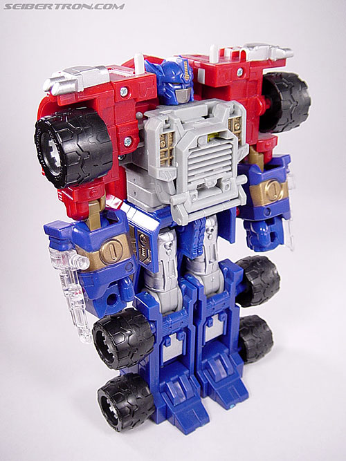 Transformers Armada Optimus Prime (Convoy) (Image #27 of 70)