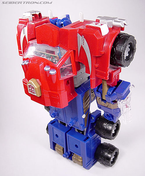 Transformers Armada Optimus Prime (Convoy) (Image #29 of 70)