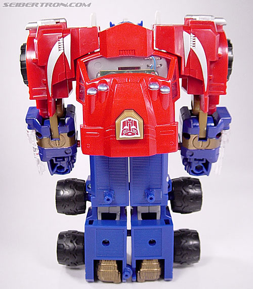 Transformers Armada Optimus Prime (Convoy) (Image #30 of 70)
