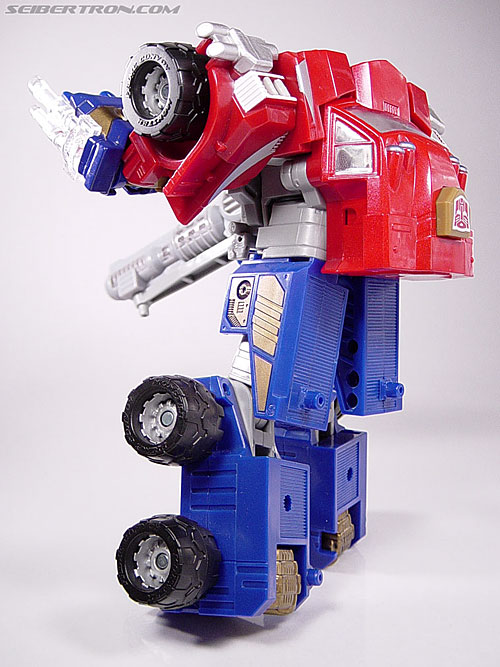 Transformers Armada Optimus Prime (Convoy) (Image #31 of 70)