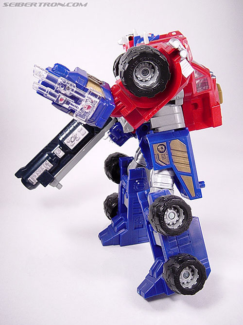 Transformers Armada Optimus Prime (Convoy) (Image #32 of 70)