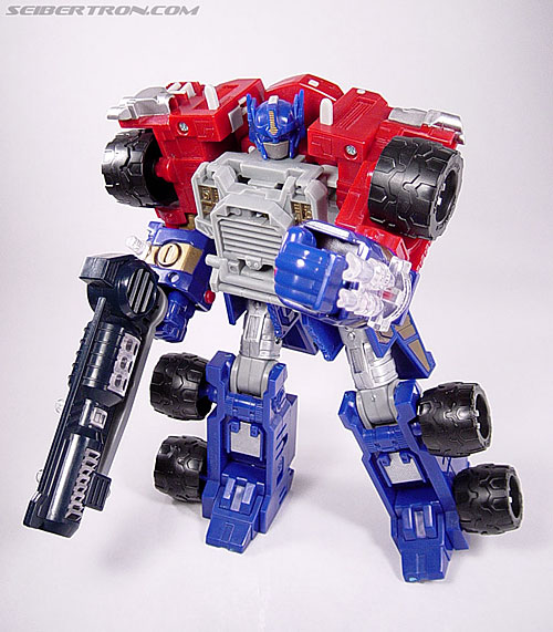 Transformers Armada Optimus Prime (Convoy) (Image #33 of 70)