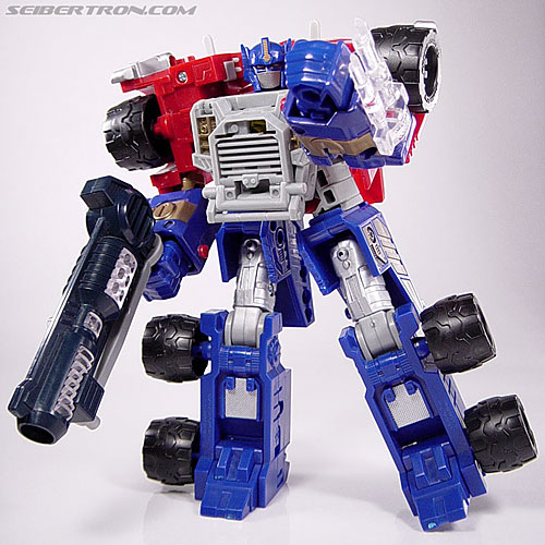 Transformers Armada Optimus Prime (Convoy) (Image #34 of 70)