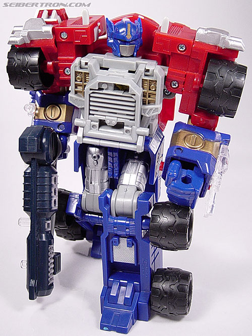 Transformers Armada Optimus Prime (Convoy) (Image #38 of 70)