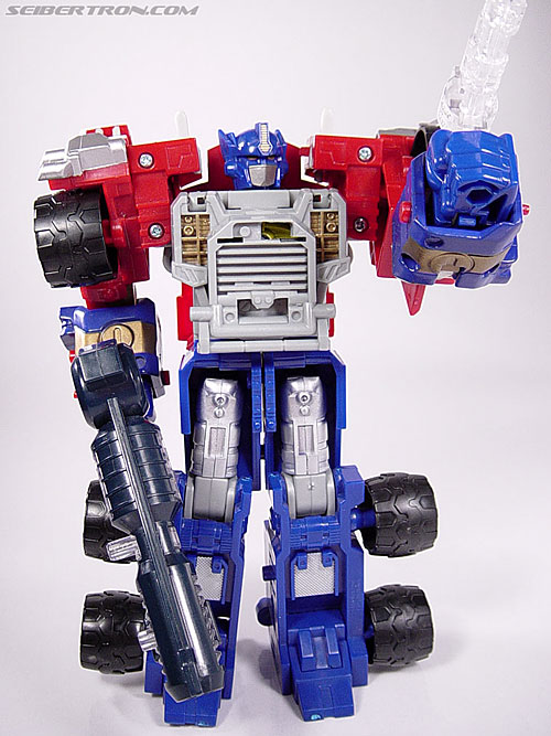 Transformers Armada Optimus Prime (Convoy) (Image #44 of 70)