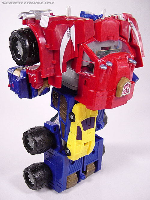 Transformers Armada Optimus Prime (Convoy) (Image #53 of 70)
