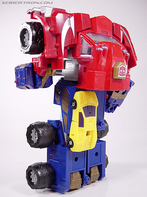 Transformers Armada Optimus Prime (Convoy) (Image #54 of 70)