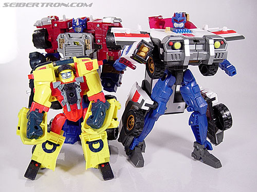 Transformers Armada Optimus Prime (Convoy) (Image #68 of 70)