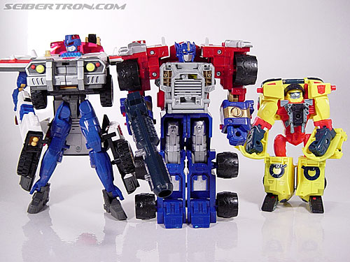 Transformers Armada Optimus Prime (Convoy) (Image #69 of 70)