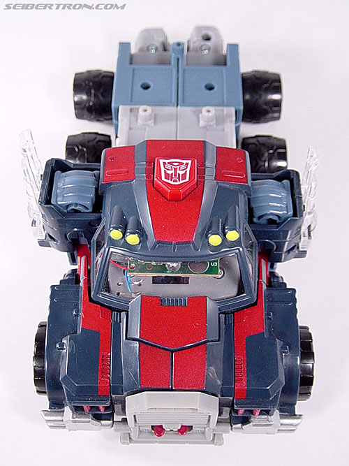 Transformers Armada Powerlinx Optimus Prime (Convoy Super ...