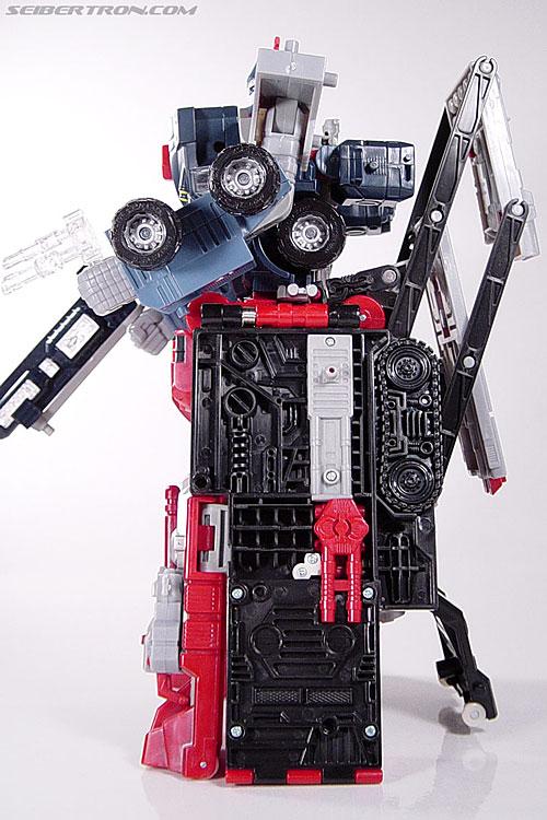 Transformers Armada Powerlinx Super Optimus Prime (Monster ...
