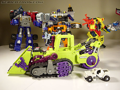Transformers Armada Scavenger (Devastar) (Image #7 of 26)