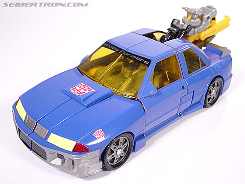 Transformers Armada Side Swipe (Stepper) (Image #13 of 36)