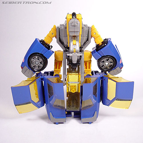Transformers Armada Side Swipe (Stepper) (Image #25 of 36)