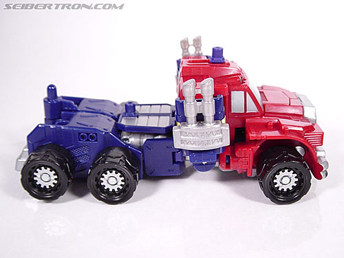 Transformers Armada Optimus Prime (STD Convoy) (Image #4 of 52)