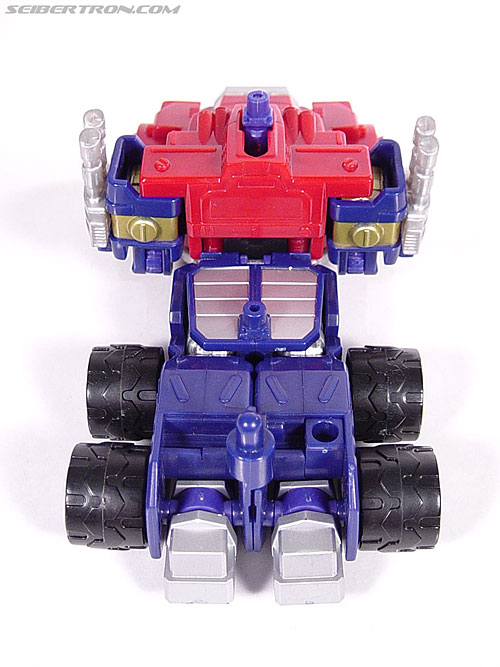 Transformers Armada Optimus Prime (STD Convoy) (Image #5 of 52)