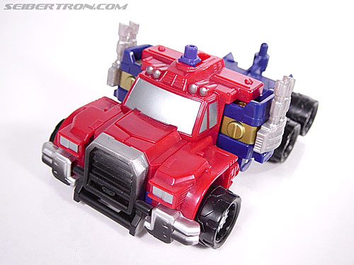Transformers Armada Optimus Prime (STD Convoy) (Image #9 of 52)