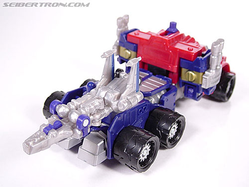 Transformers Armada Optimus Prime (STD Convoy) (Image #10 of 52)