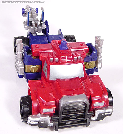 Transformers Armada Optimus Prime (STD Convoy) (Image #11 of 52)
