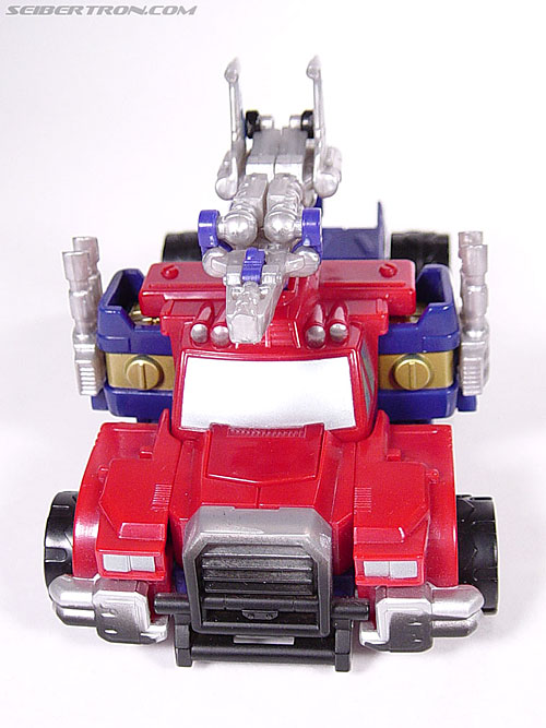 Transformers Armada Optimus Prime (STD Convoy) (Image #12 of 52)