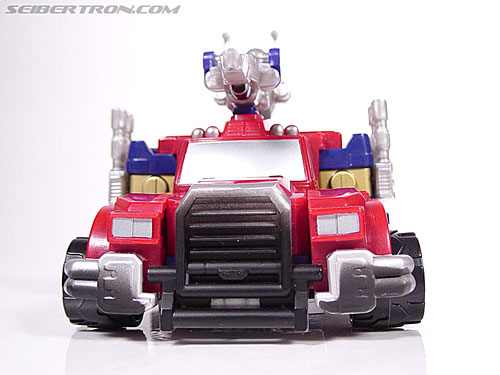 Transformers Armada Optimus Prime (STD Convoy) (Image #13 of 52)
